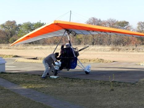 Microflight Microlight Batoka Sky Zambia Victoria Falls14