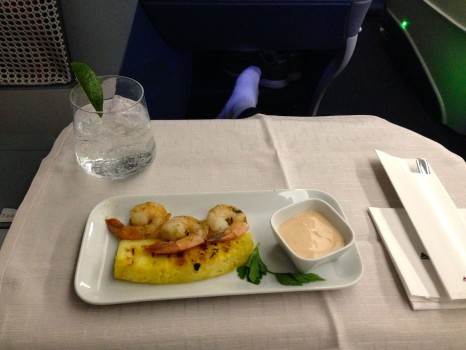 Delta JFK Rome FCO Trip Report B767-30015