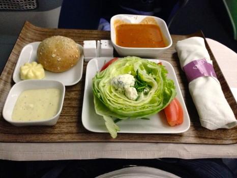 Delta JFK Rome FCO Trip Report B767-30016