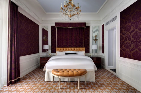 St. Regis New York Renovated Guest Room