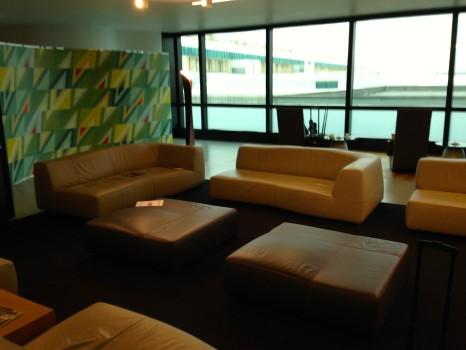 Alitalia T1 Lounge FCO Rome32