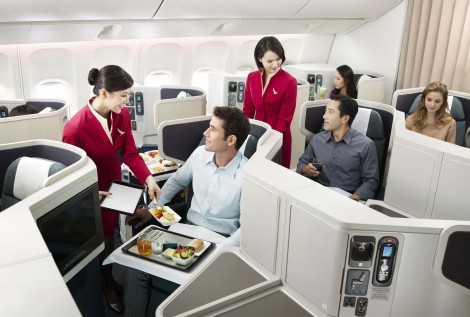 Cathay Pacific New Business