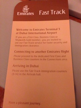 Emirates A380 First Class Shower56