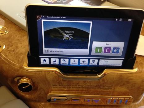 Emirates First Class A38040