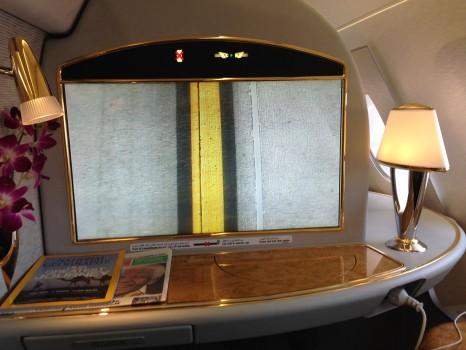 Emirates First Class A38041
