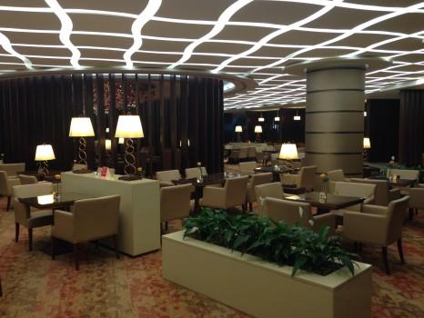 Emirates First Class Lounge Concourse A A380 Dubai019