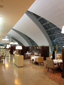 Emirates First Class Lounge Concourse A A380 Dubai088