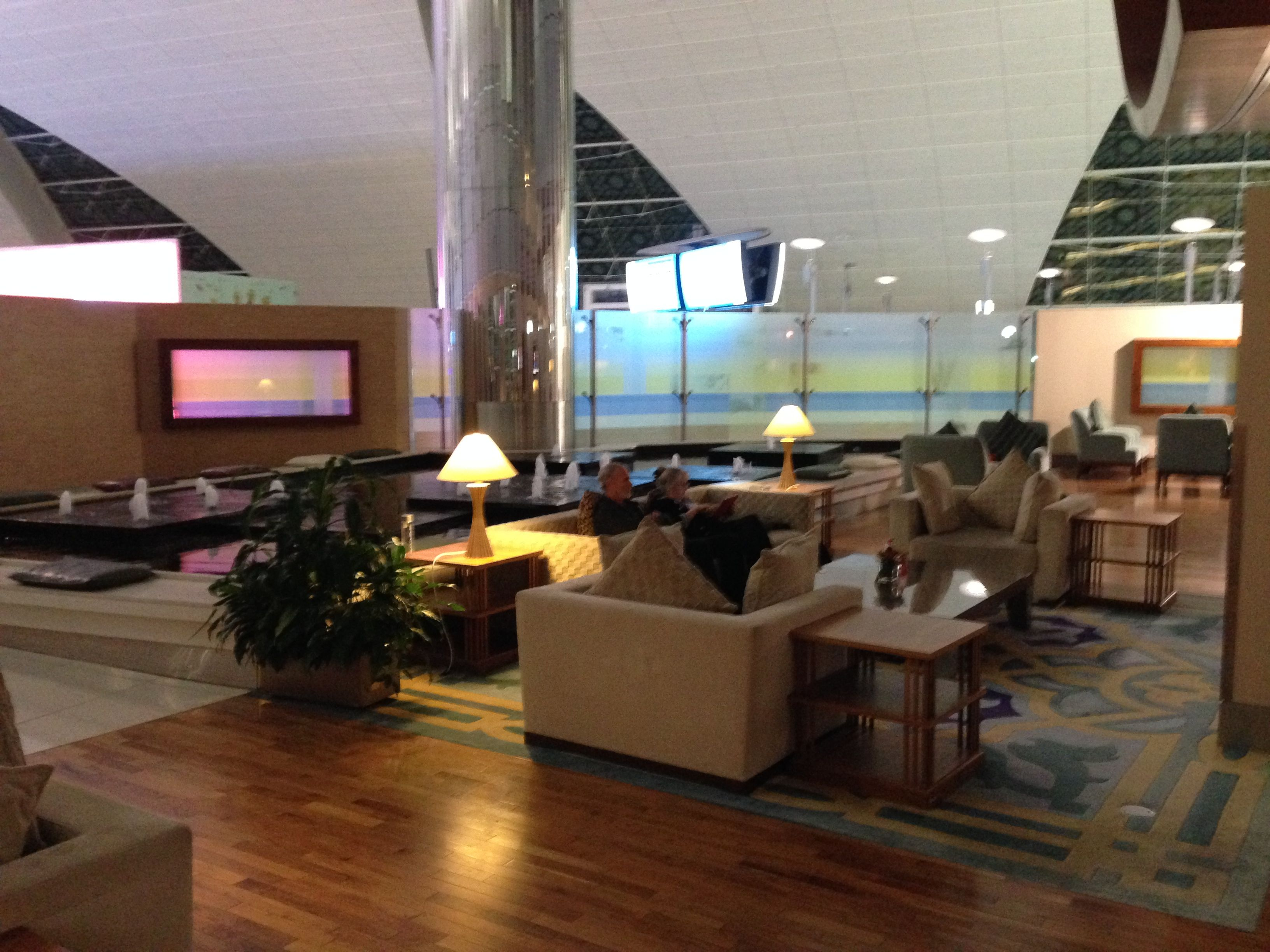 Emirates First Class Lounge Concourse B Dubai27