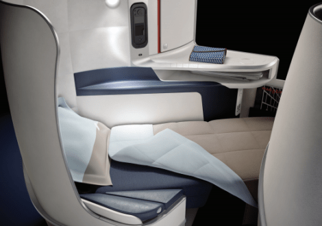 New Air France Business Class Seat 2