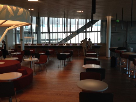 AIr France M Lounge Paris CDG26