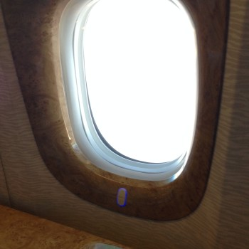 Emirates First Class 777 MXP-JFK33