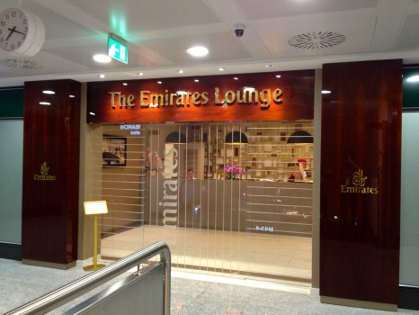 Emirates Lounge Milan MXP02