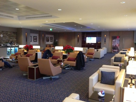 Emirates Lounge Milan MXP20