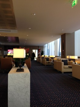 Emirates Lounge Milan MXP69