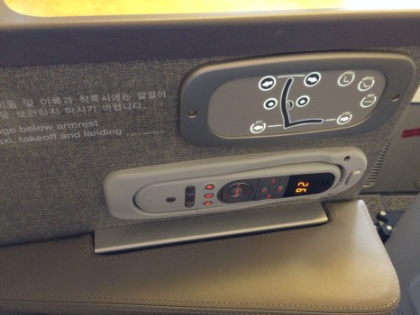 Asiana Airlines Trip Report Business Class ICN-JFK B777-300ER09