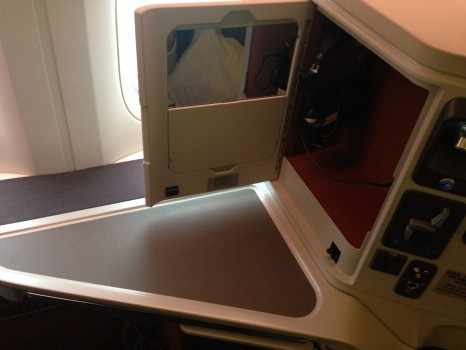 Cathay Pacific Business Class Trip Report03