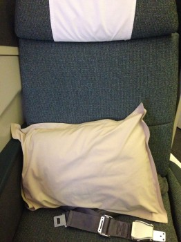 Cathay Pacific Business Class Trip Report05