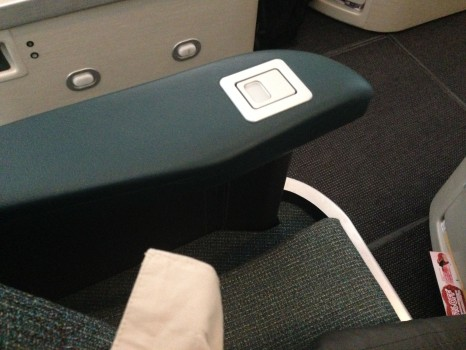 Cathay Pacific Business Class Trip Report39