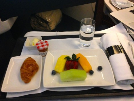 Cathay Pacific Business Class Trip Report44