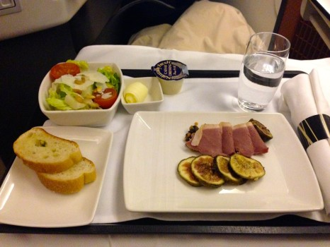 Cathay Pacific Business Class Trip Report53