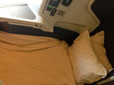 Cathay Pacific Business Class Trip Report70