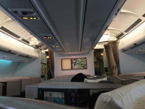 Cathay Pacific Trip Report Hong Kong (HKG) to Bangkok (BKK) A34015