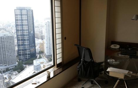 Hilton Tokyo Shinjuku 54