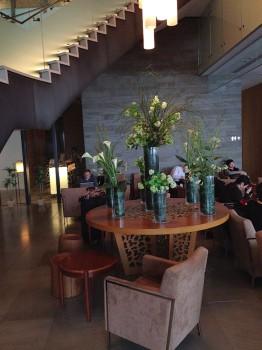 JAL Sakura Lounge Tokyo NRT12