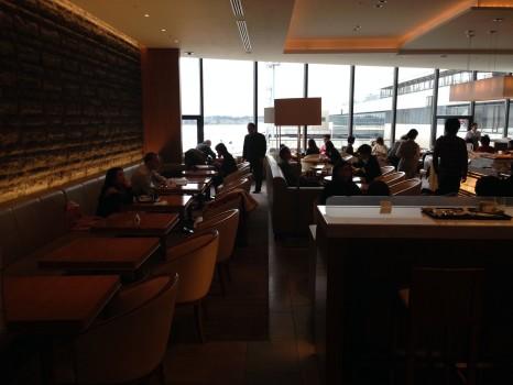 JAL Sakura Lounge Tokyo NRT68