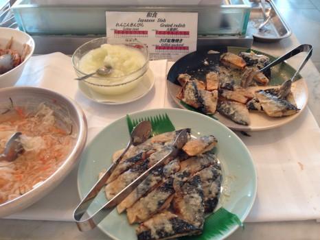JAL Sakura Lounge Tokyo NRT73