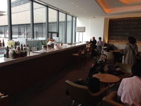 JAL Sakura Lounge Tokyo NRT77