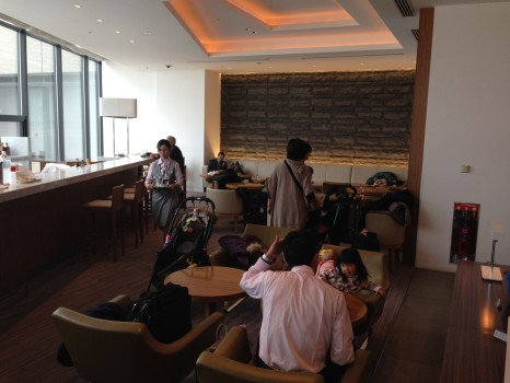 JAL Sakura Lounge Tokyo NRT78