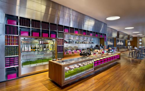 W Bangkok Trip Report Kitchen Pantry