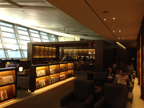 Asiana Lounge Business Class Seoul ICN29