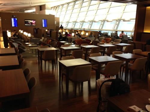Asiana Lounge Business Class Seoul ICN31
