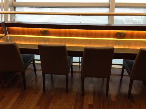 Asiana Lounge Business Class Seoul ICN34