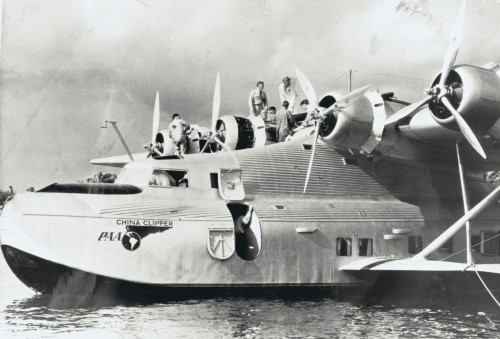PAA China Clipper