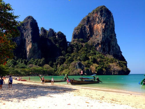 Sand Sea Resort Railay Bay Trip Report Pictures46