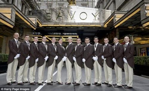 Savoy Etihad Cabin Crew