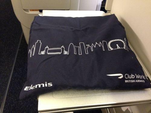British Airways Flight Review 747-400 Club World16