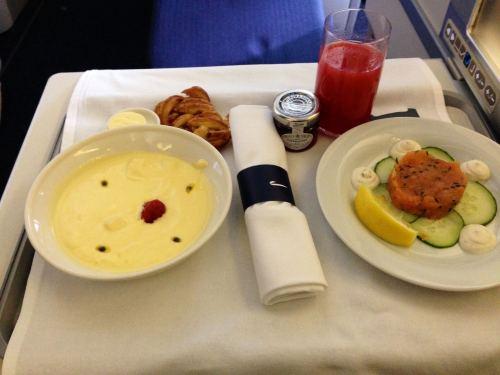 British Airways Flight Review 747-400 Club World29
