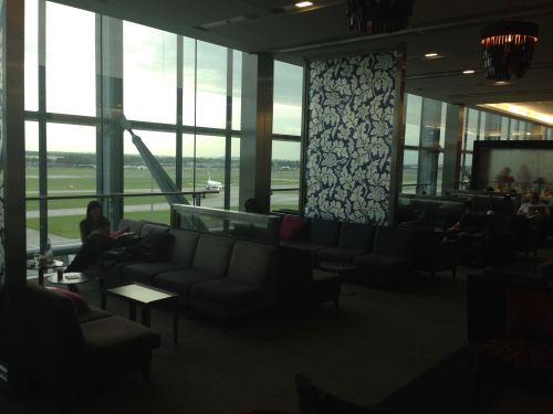 British Airways Galleries Club Lounge LHR Terminal 5A29