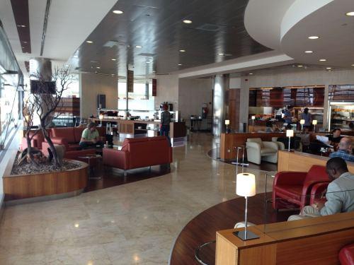 Iberia Velázquez VIP Lounge – Madrid Terminal 4S05