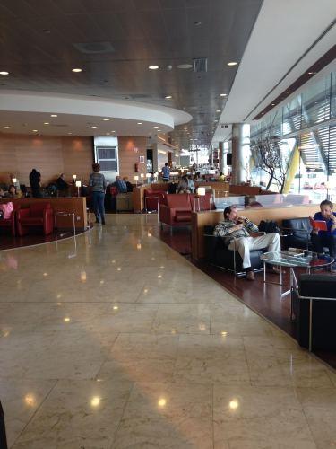 Iberia Velázquez VIP Lounge – Madrid Terminal 4S24