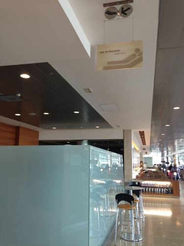 Iberia Velázquez VIP Lounge – Madrid Terminal 4S29