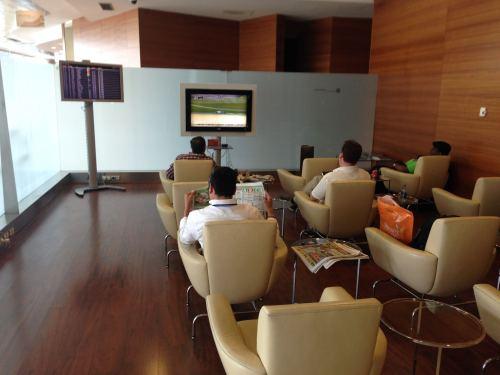 Iberia Velázquez VIP Lounge – Madrid Terminal 4S30