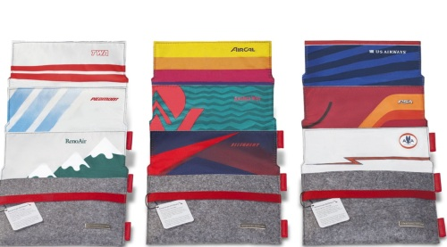 American Airlines Heritage Amenity Kits