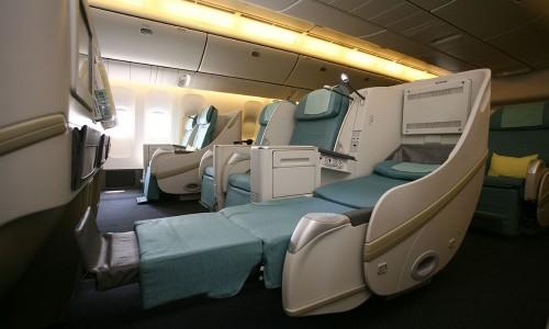 Prestige Sleeper Seat