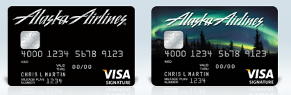 Alaska Airlines Cards