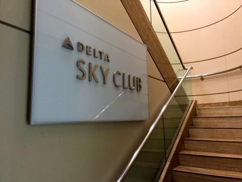 Delta SkyClub LAX03